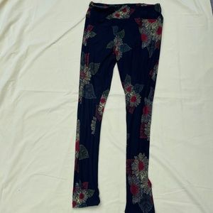 Floral TC Lularoe new leggings